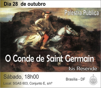 O Conde de Saint Germain