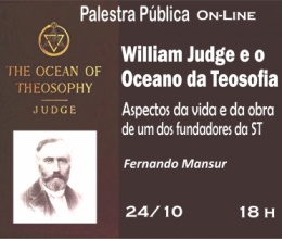 William Judge e o Oceano da Teosofia